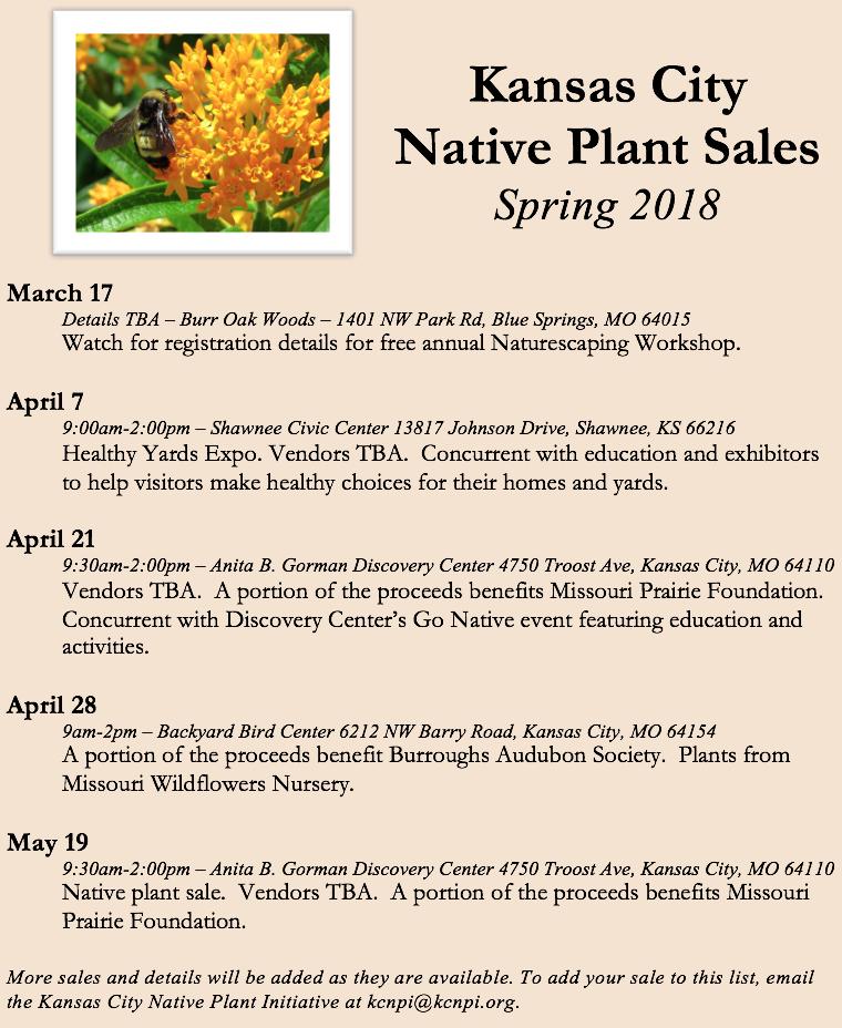 Native Plant Sales JPG